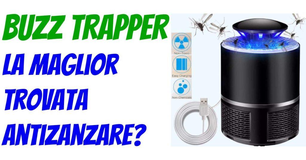buzz trapper opinioni